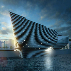 Preferred bidder recommended for V&A Dundee construction