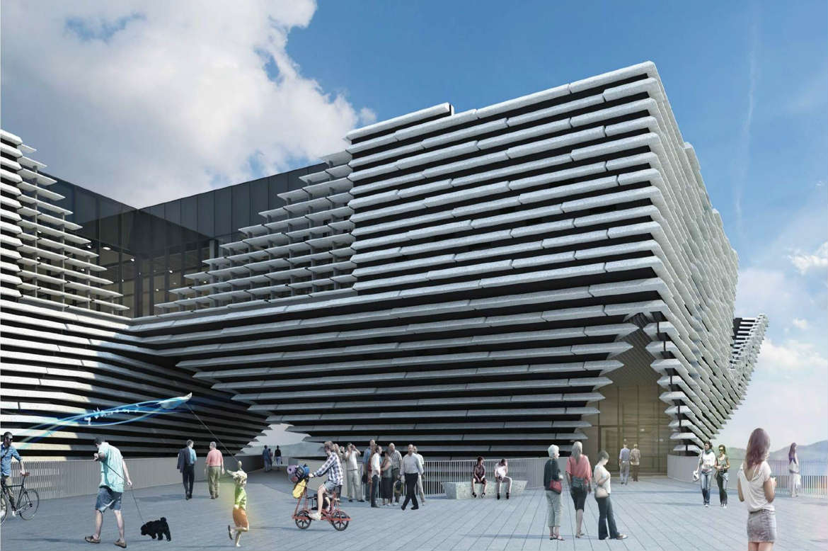 V Amp A Museum Of Design Dundee Contract Signed Bam News