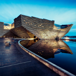V&A Dundee opening announced