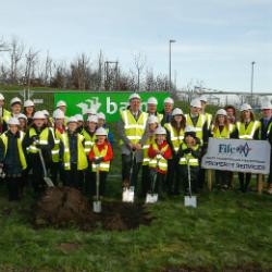 Breaking new ground in Fife