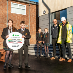 BAM sponsors wellbeing and bullying app for local students