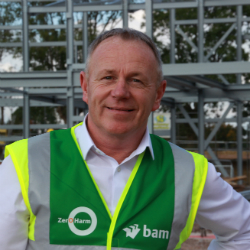 Wiltshire man Tony shortlisted for UK construction honours